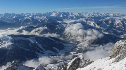Hochkönig, Austria – Weather to ski – Today in the Alps, 28 November 2018