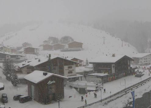 Lech, Austria – Weather to ski – Today in the Alps, 2 January 2019