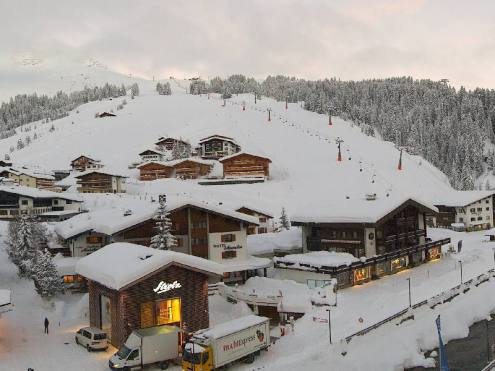 Lech, Austria – Weather to ski – Today in the Alps, 11 January 2019