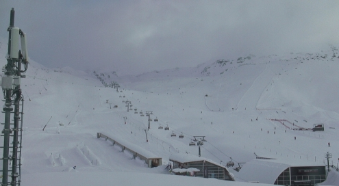 Ischgl, Austria – Weather to ski – Today in the Alps, 12 January 2019