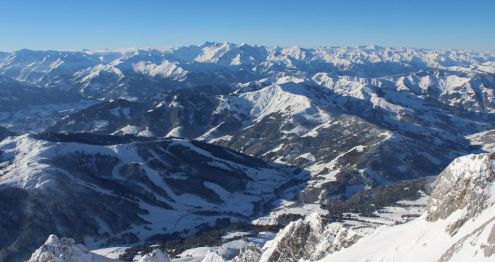 Hochkönig, Austria – Weather to ski – Today in the Alps, 17 January 2019