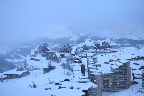 Avoriaz, France – Weather to ski – Today in the Alps, 28 January 2019