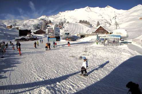 Champéry, France – Weather to ski – Today in the Alps, 2 February 2019