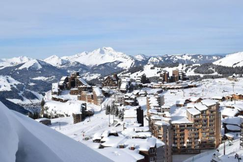 Avoriaz, France – Weather to ski – Today in the Alps, 8 February 2019