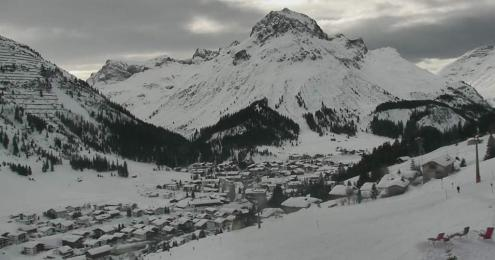 Lech, Austria – Weather to ski – Today in the Alps, 10 February 2019