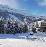 Weather to ski - Our blog: Flaine lives up to its snowy reputation