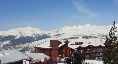 Les Arcs, France – Weather to ski – Today in the Alps, 20 February 2019