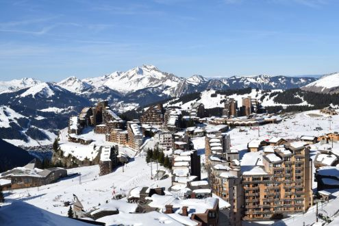 Avoriaz, France – Weather to ski – Today in the Alps, 26 February 2019