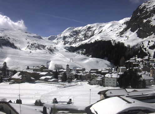 Bivio, Switzerland – Weather to ski – Today in the Alps, 17 March 2019