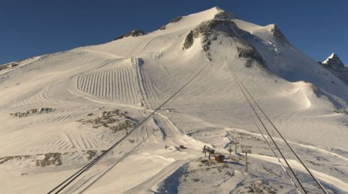 Tignes, France – Weather to ski – Today in the Alps, 19 March 2019