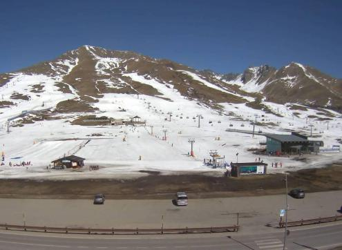 Passo Tonale, Italy – Weather to ski – Today in the Alps, 1 April 2019