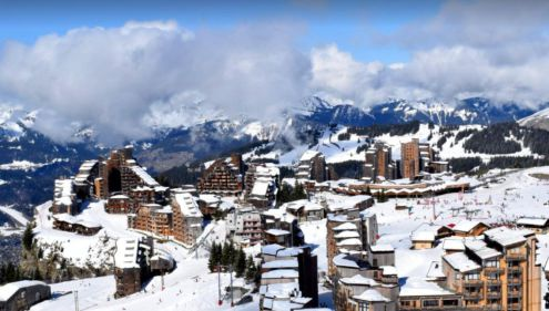 Avoriaz, France – Weather to ski – Today in the Alps, 8 April 2019