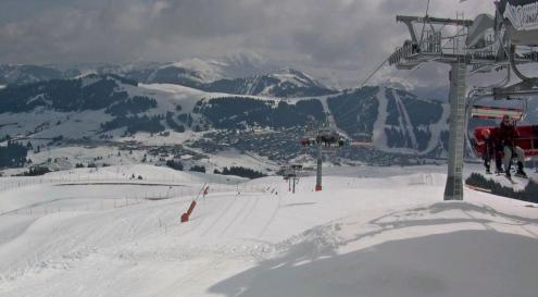 Les Saisies, France – Weather to ski – Today in the Alps, 10 April 2019