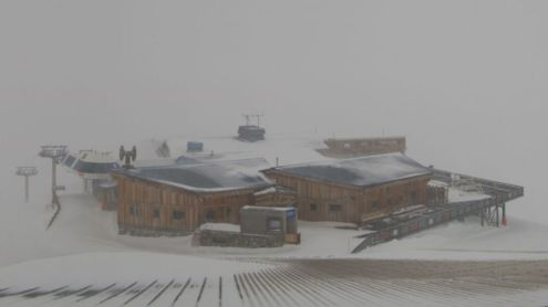 Tignes, France – Weather to ski – Today in the Alps, 8 May 2019