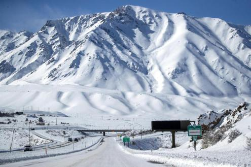 Mammoth, California, USA – Weather to ski – Who got the most snow in North America in 2018-19?