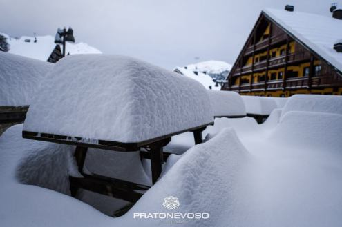 70cm of new snow in 24 hours in Prato Nevoso, Italy, 15 November 2019 – Weather to ski – Today in the Alps, 15 November 2019