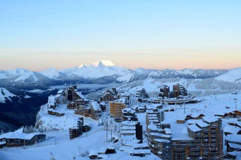 Superb opening day conditions in Avoriaz, France, 30 November 2019 – Weather to ski – Today in the Alps, 30 November 2019