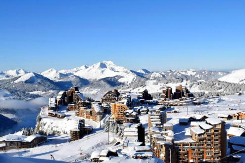 Avoriaz, France – Weather to ski – Today in the Alps, 10 December 2019