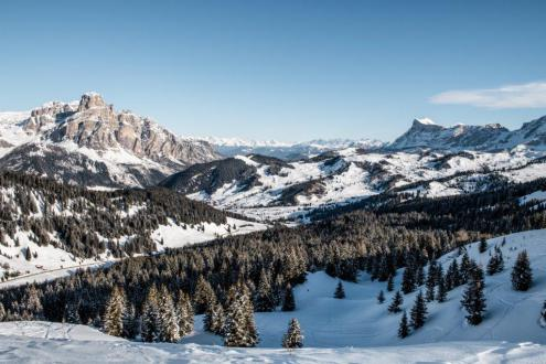 Alta Badia, Italy – Weather to ski – Today in the Alps, 11 December 2019