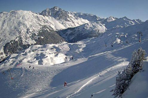 Méribel, France – Weather to ski – Snow report, 12 December 2019