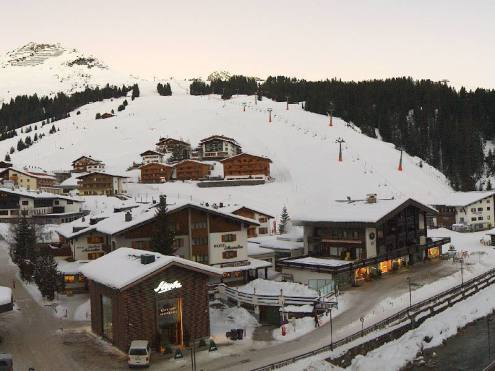 Lech, Austria – Weather to ski – Today in the Alps, 10 January 2020