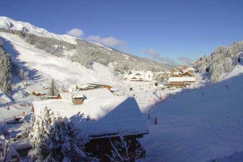Méribel, France – Weather to ski – Today in the Alps, 18 January 2020