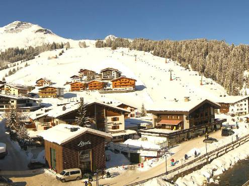 Lech, Austria – Weather to ski – Today in the Alps, 20 January 2020