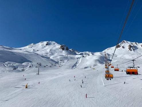 Ischgl, Austria – Weather to ski – Today in the Alps, 21 January 2020