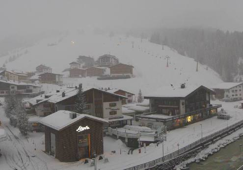 Lech, Austria – Weather to ski – Today in the Alps, 4 February 2020