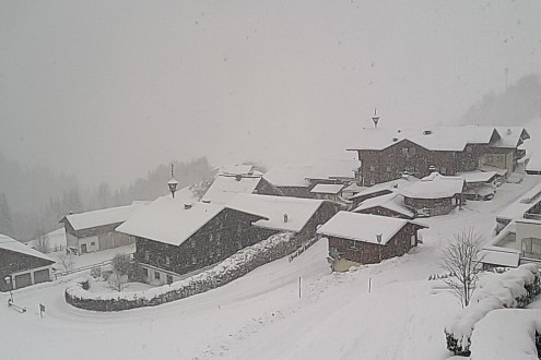 Gastein valley, Austria – Weather to ski – Today in the Alps, 5 February 2020