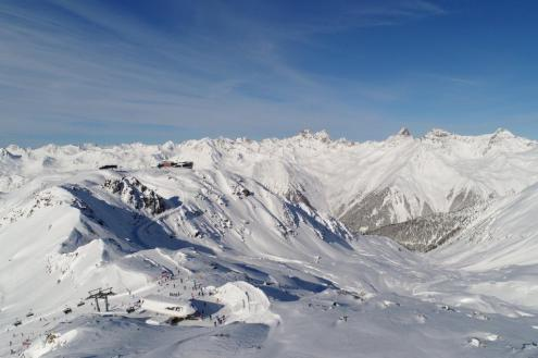 Ischgl, Austria – Weather to ski – Today in the Alps, 7 February 2020
