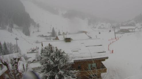 Méribel, France – Weather to ski – Today in the Alps, 11 February 2020