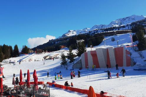 Les Arcs, France – Weather to ski – Today in the Alps, 18 February 2020