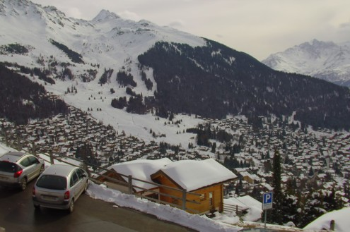 Verbier, Switzerland – Weather to ski – Today in the Alps, 29 February 2020