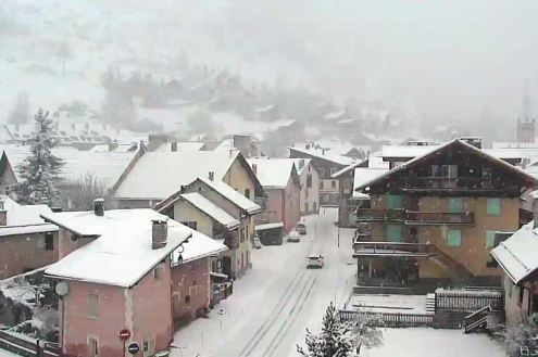 Abriès, France – Weather to ski – Today in the Alps, 2 March 2020