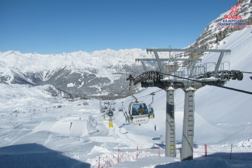 Madonna di Campiglio, Italy – Weather to ski – Today in the Alps, 4 March 2020