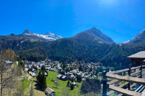 Monte Rosa, Italy – Weather to ski – Today in the Alps, 24 April 2020