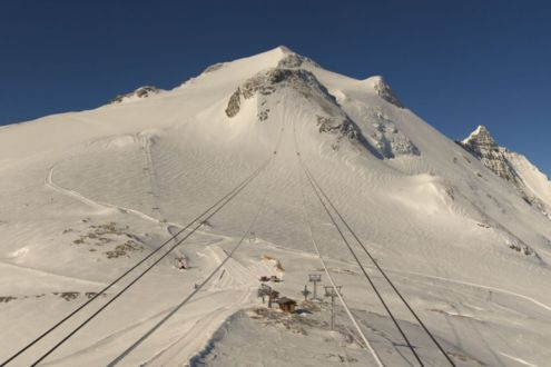 Tignes, France – Weather to ski – Today in the Alps, 4 May 2020