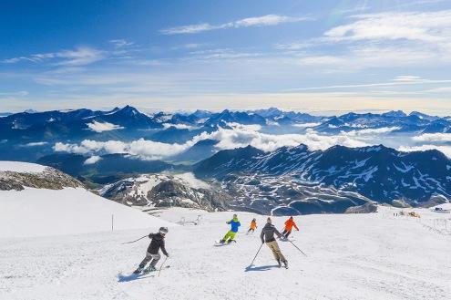 Grande Motte glacier, Tignes – Weather to ski – Today in the Alps, 4 June 2020