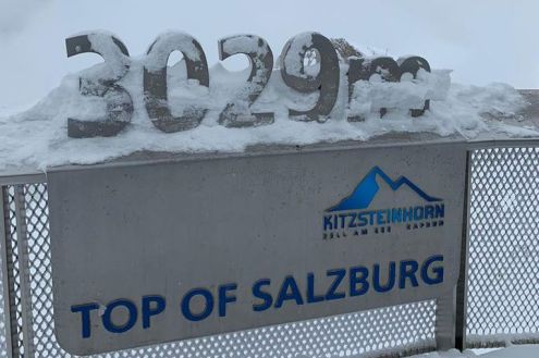 Kitzsteinhorn glacier, Austria – Weather to ski – Today in the Alps, 4 June 2020