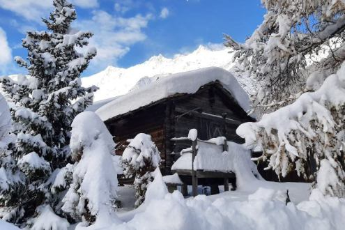 Saas-Fee, Switzerland – Weather to ski – Who got the most snow in the Alps in 2019-20?