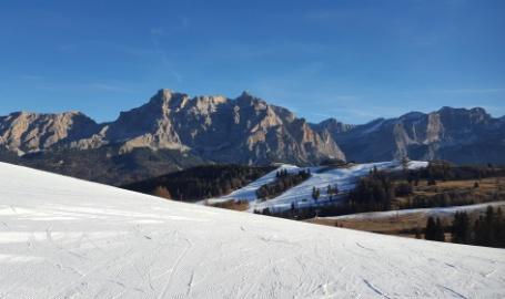 Dolomiti Superski area, Italy