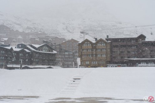 Val Thorens, France – Weather to ski – Today in the Alps, 25 September 2020