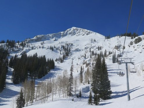 Brighton, Utah, USA – Weather to ski – Who got the most snow in North America in 2019-20?
