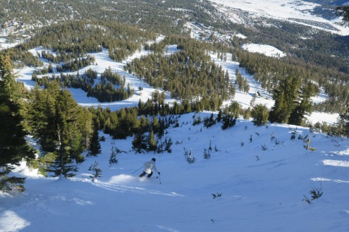Mammoth, California, USA – Weather to ski – Who got the most snow in North America in 2019-20?