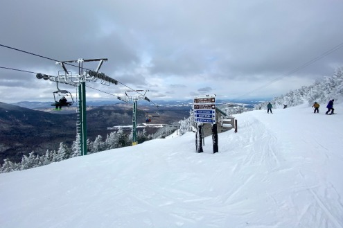 Jay Peak, Vermont, USA – Weather to ski – Who got the most snow in North America in 2019-20?