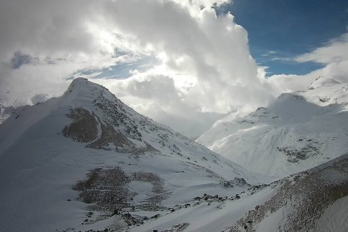 Saas-Fee, Switzerland – Weather to ski – Today in the Alps, 4 October 2020