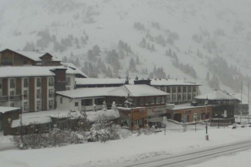 Obertauern, Austria – Weather to ski – Today in the Alps, 12 October 2020