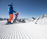 Top 5 early season ski resorts in Austria