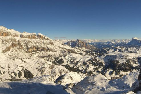 Arabba, Italy – Weather to ski – Today in the Alps, 13 October 2020